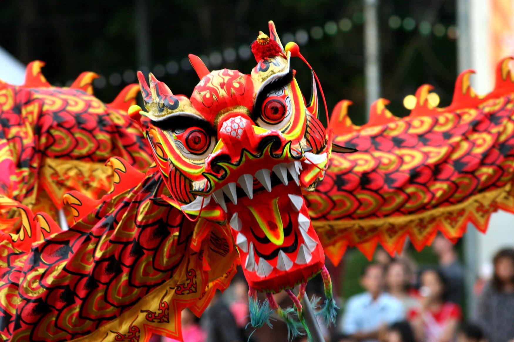 Am intrat in Anul Dragonului de Apa, cel mai norocos semn din zodiacul chinezesc