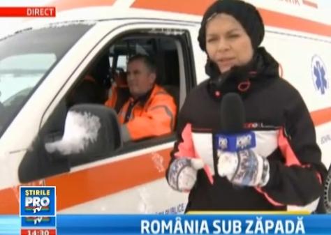 Relatare Andreea Marinescu, de pe A1. Masinile vor ramane blocate pe autostrada si la noapte