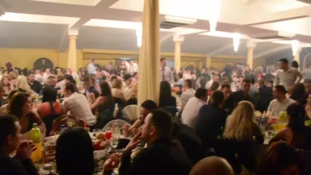 Prima sanctiune in scandalul revelionului de groaza de la Craiova, unde s-a servit mancare stricata