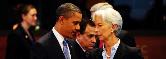 Perchezitie la locuinta din Paris a directorului general al FMI, Christine Lagarde
