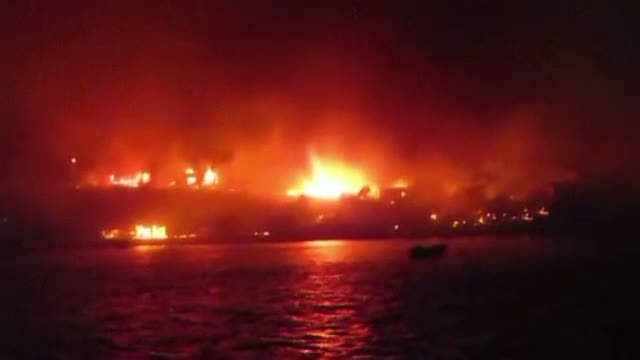 Canicula din Australia provoaca incendii de padure. 100 de persoane sunt date disparute