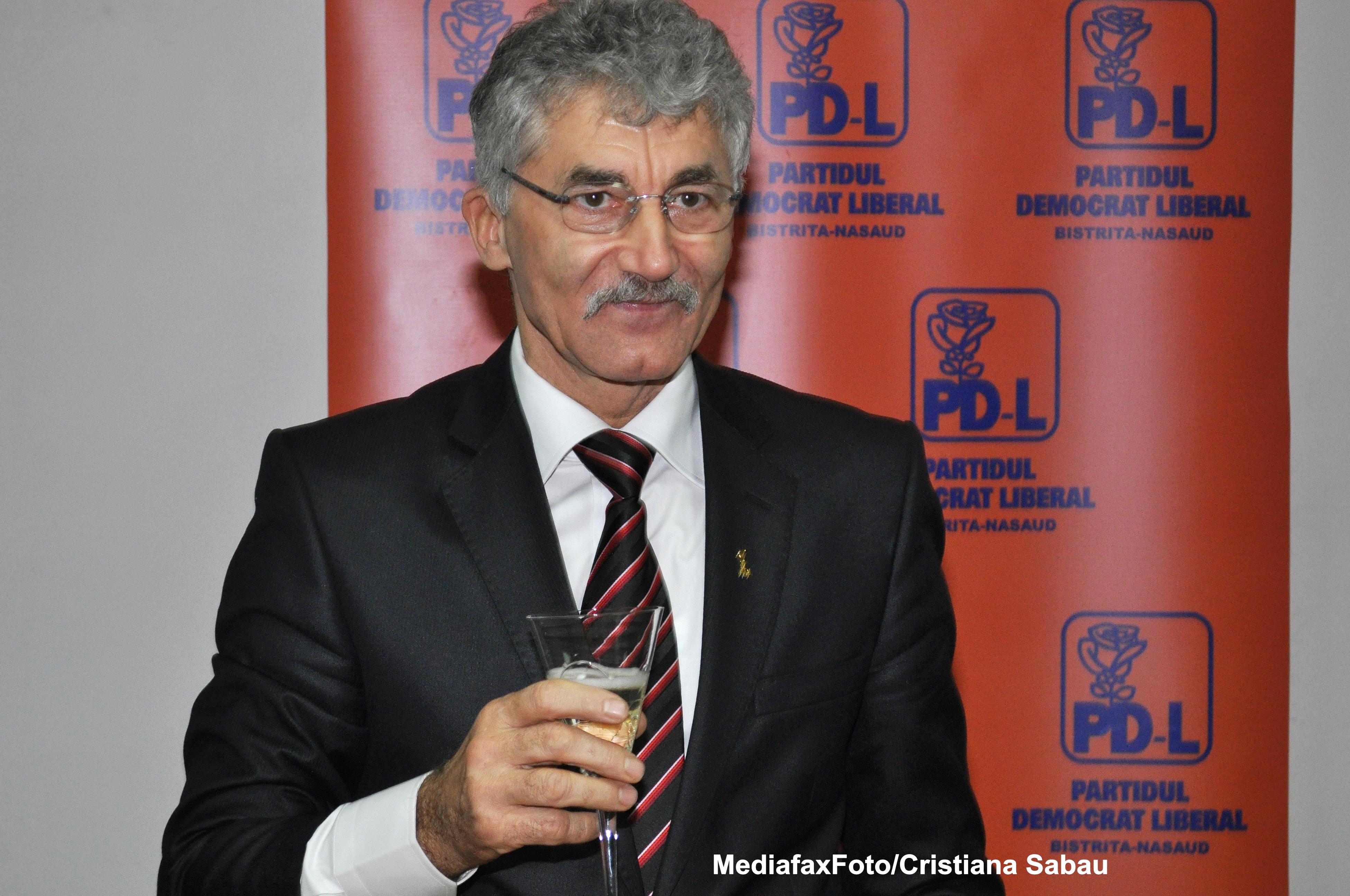 Deputatul PDL Ioan Oltean a venit la DNA