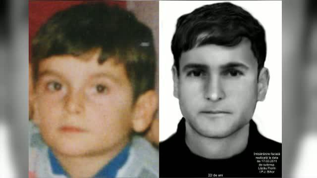 Cum arata astazi un baiat disparut in urma cu 17 ani. Noul program al Politiei Romane