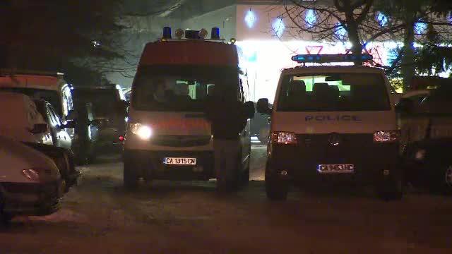 Atac sangeros intr-un bloc din Sofia. Cinci membri ai unei familii, injunghiati si impuscati