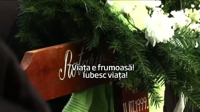Eleva olimpica decedata la Busteni a fost inmormantata.