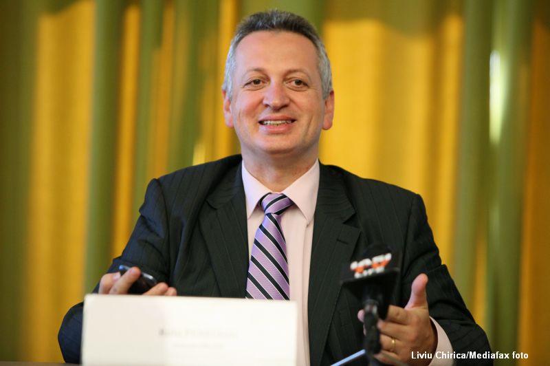Ministrul Transporturilor, Relu Fenechiu, stia de marti de greva