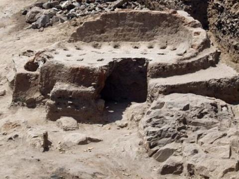 Descoperire uimitoare facuta langa Romania. Arheologii au dezgropat templul Zeului