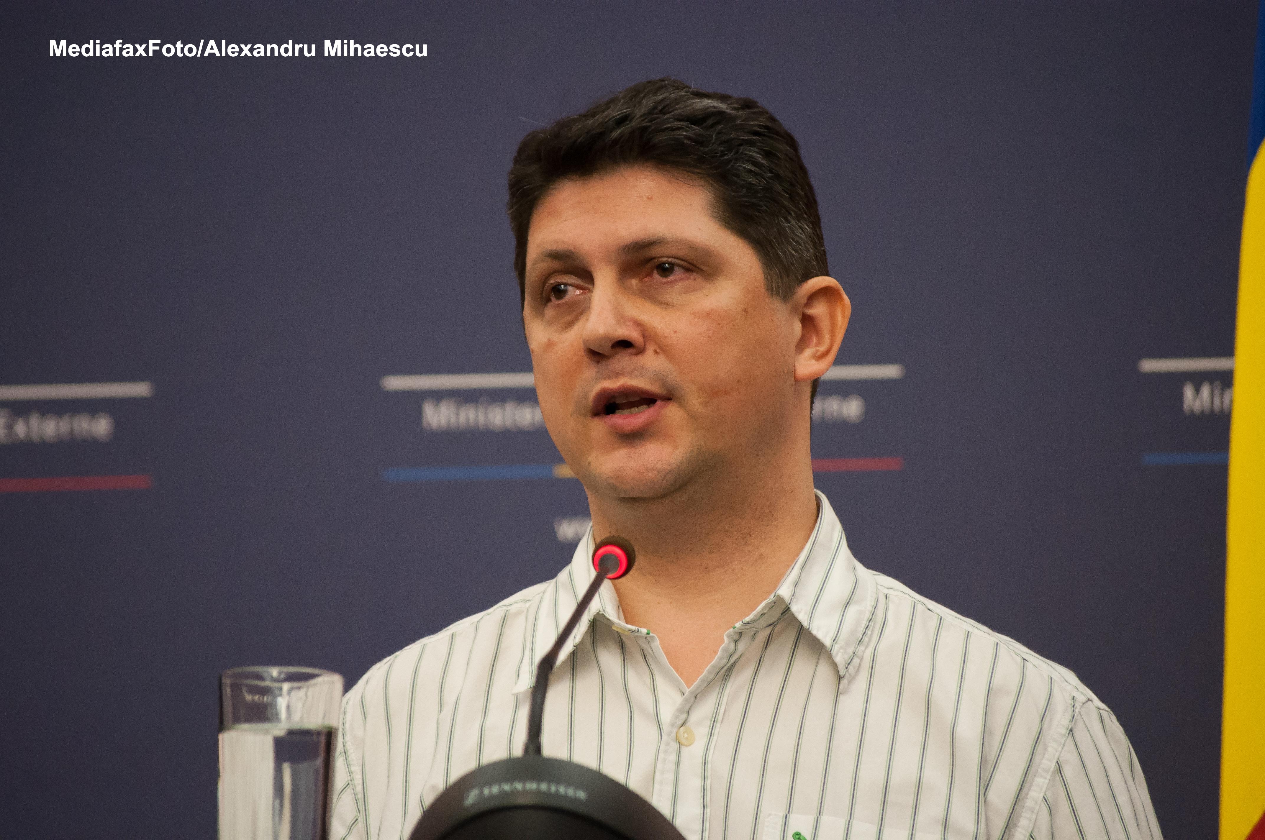 Ambasadorul roman, convocat de Ministerul ungar de Externe dupa declaratiile lui Titus Corlatean