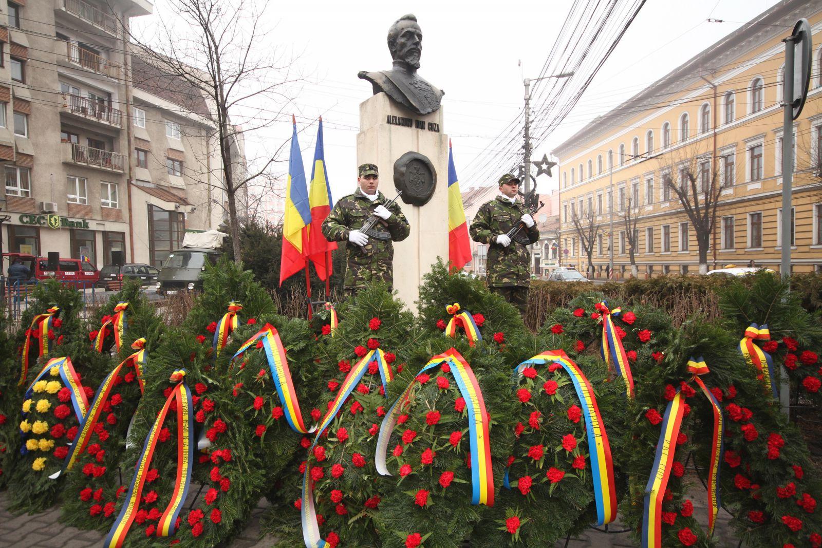 Clujul petrece de Ziua Unirii Principatelor