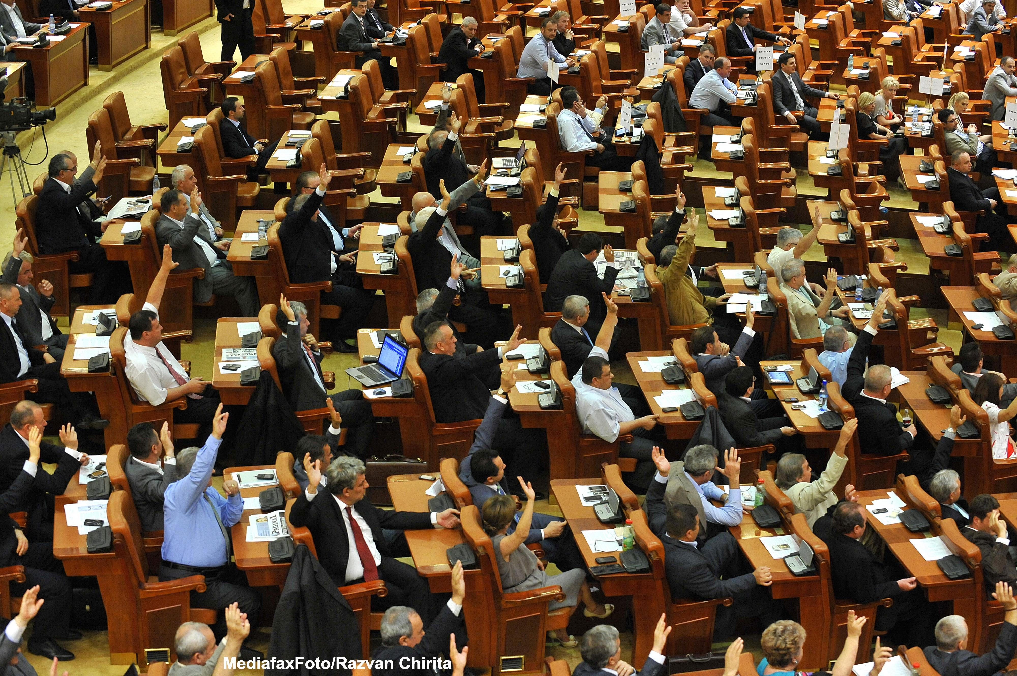 Revizuirea Constitutiei: Cel propus de partidul cu cel mai mare numar de mandate, desemnat premier