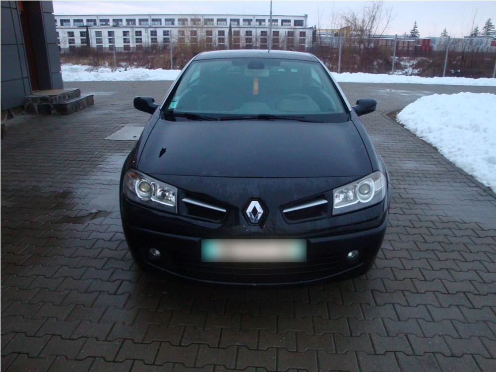 O masina furata din Franta a fost depistata de politistii de frontiera din Satu Mare