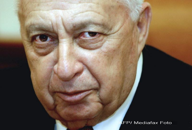 Viata lui Ariel Sharon atarna de un fir de ata. Organele interne ale acestuia se deterioreaza