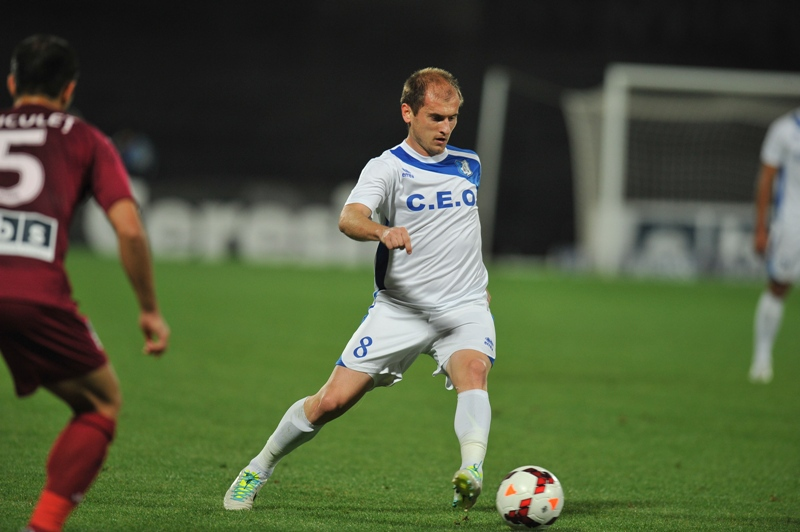 U Cluj a transferat un fotbalist cu 14 selectii la nationala Austriei