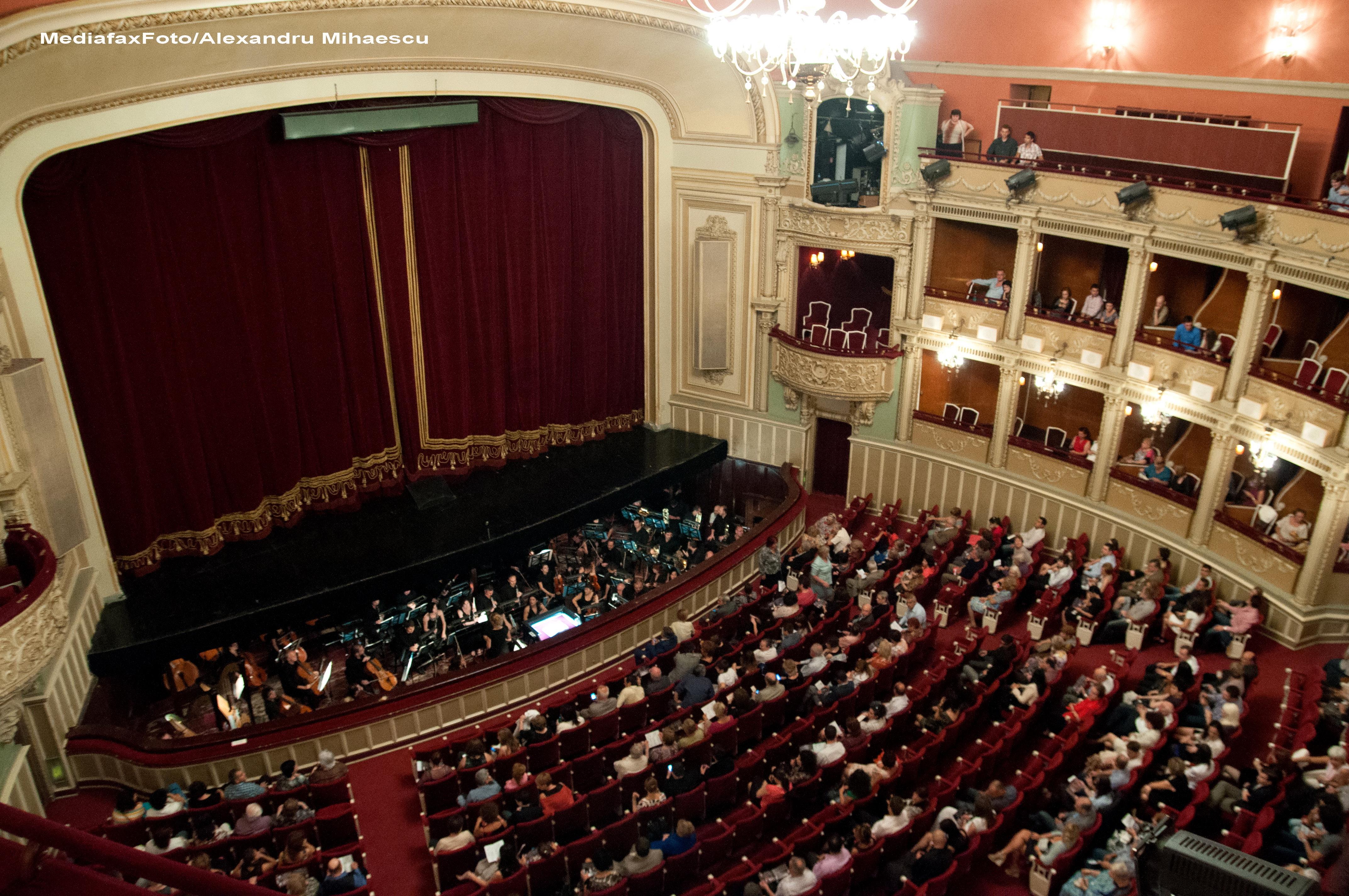 Premiera la Opera Nationala Romana din Cluj-Napoca. Primul Studio de Opera isi incepe activitatea