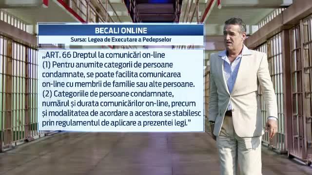 De la 1 februarie, Gigi Becali are liber la Facebook si Yahoo. Legea care ii va permite acest lucru