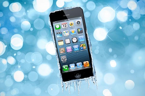 Efectele frigului asupra iPhone-ului. Ce se intampla cu smartphone-ul la temperaturi de inghet