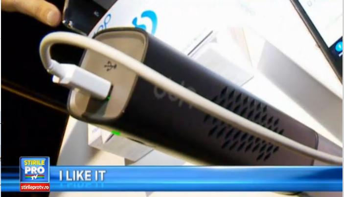 CES 2014. Incarcatorul Upp pe baza de hidrogen, prezent la targul din Las Vegas. Cum functioneaza