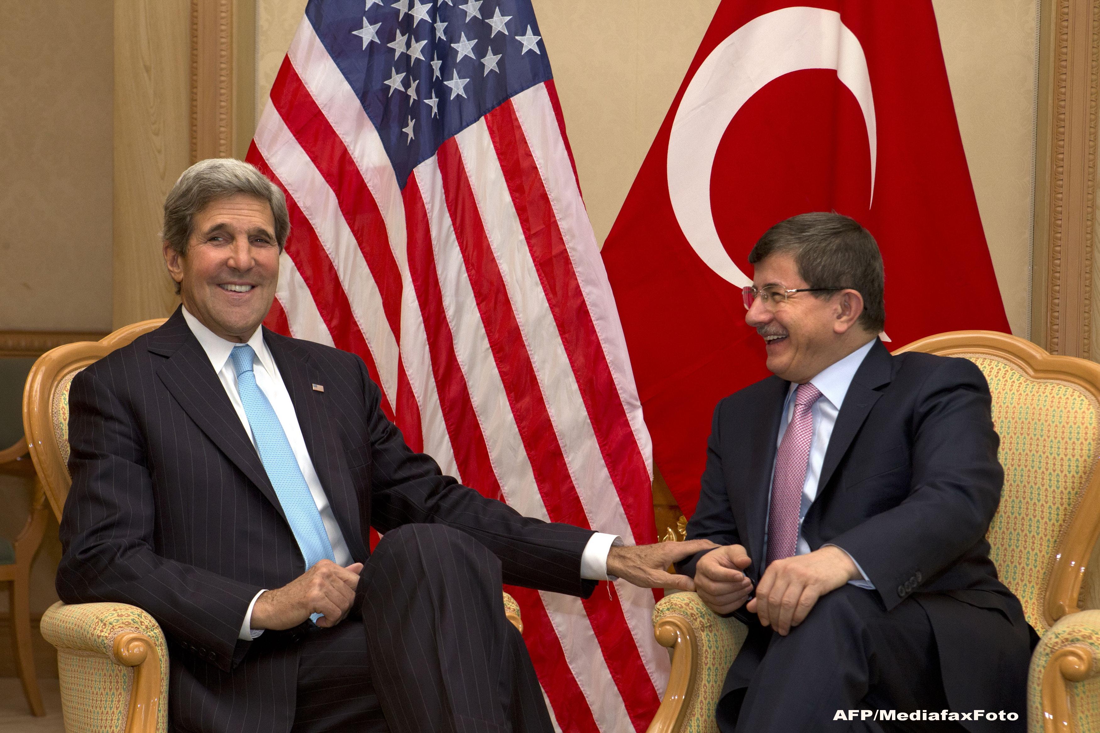 Americanii se declara ingrijorati din cauza scandalul de coruptie fara precedent din Turcia
