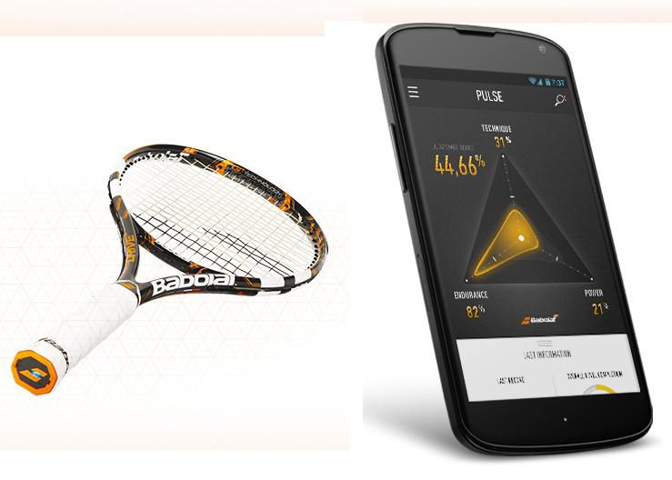 Nadal trebuie sa fie ingrijorat. Racheta de tenis a viitorului iti spune cum, cat si unde sa lovesti