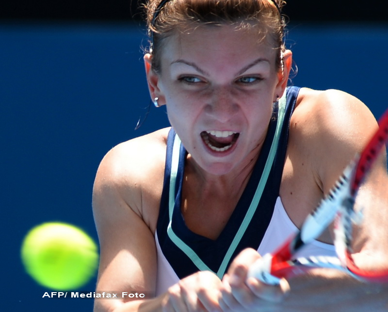 Simona Halep in fata urmatorului vis: un turneu de Grand Slam. Navratilova crede ca poate sa invinga orice adversara