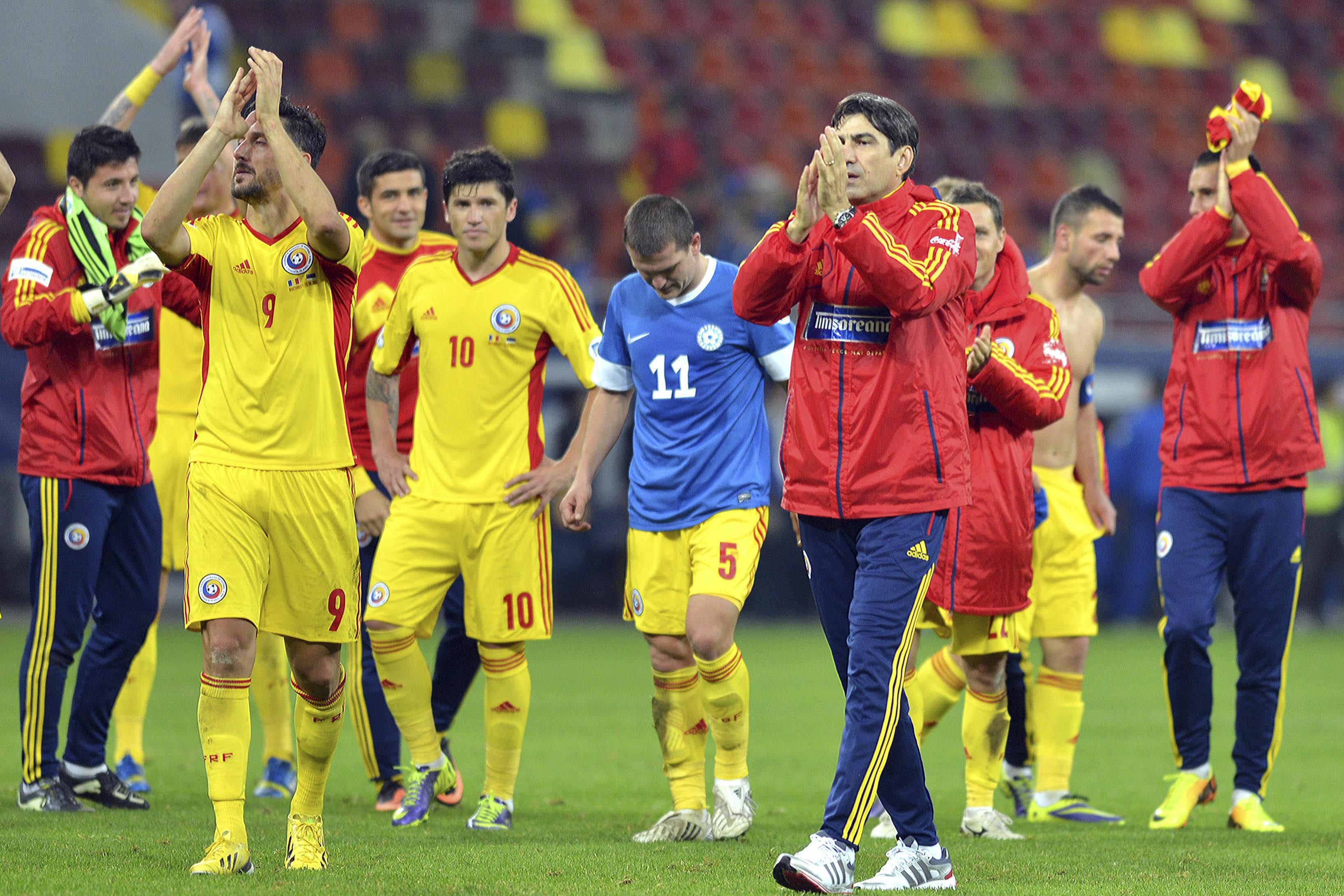 ROMANIA - ARGENTINA 0-0. Mesajul pe care Victor Piturca l-a primit de la noul presedinte al FRF dupa egalul cu Messi