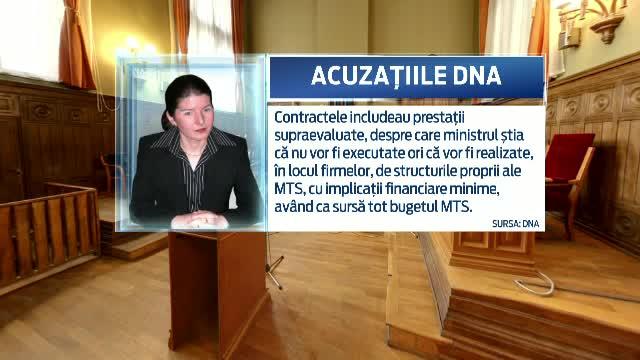 Monica Iacob Ridzi a fost condamnata la cinci ani de inchisoare cu executare. Reactia fostului ministru