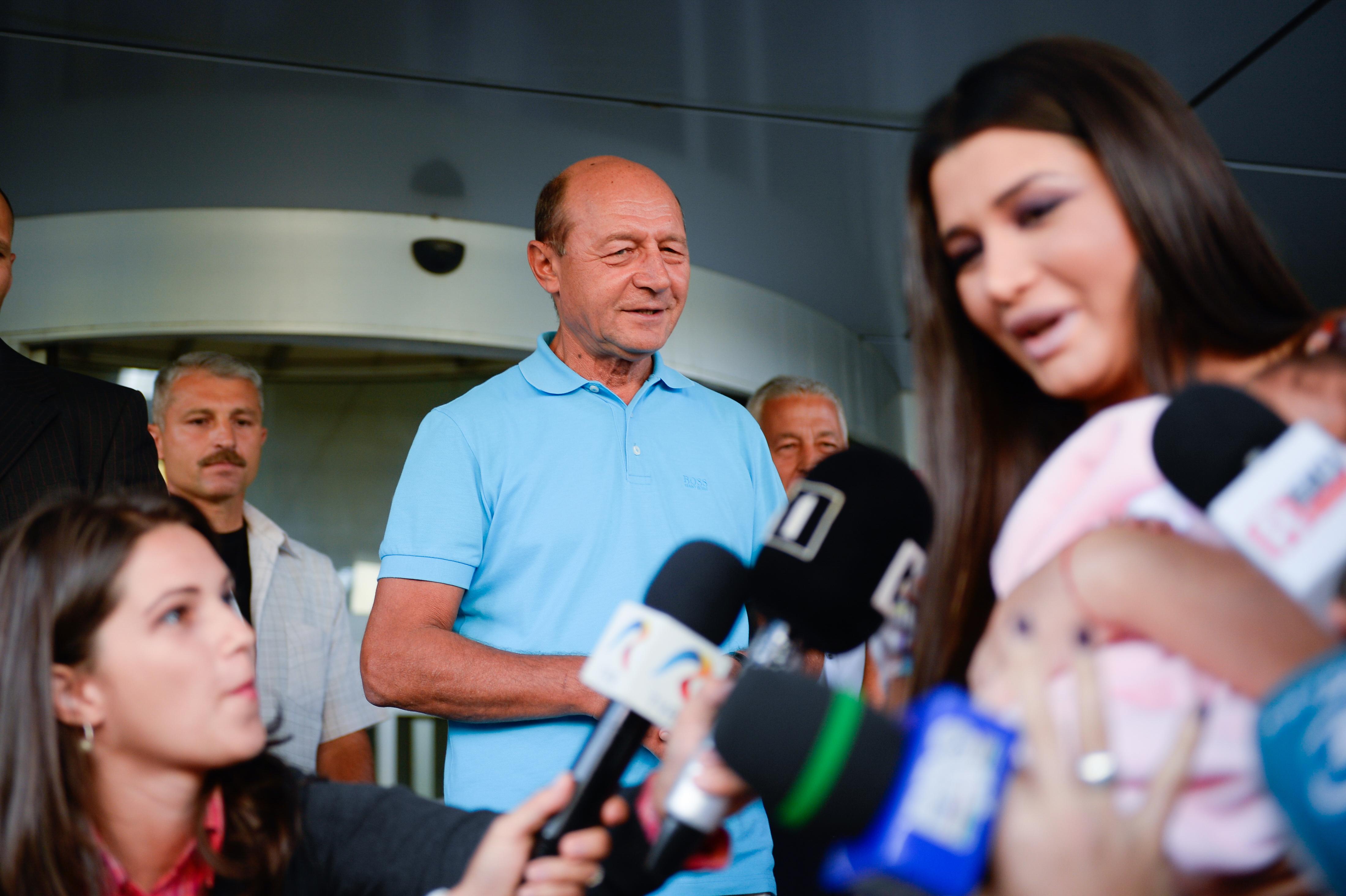 Udrea: Elena Basescu nu si-a exprimat pana acum o intentie de a candida sub o forma sau alta la PE