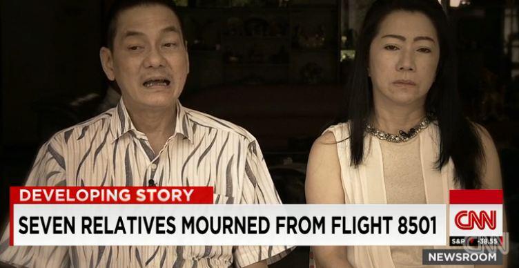 Povestea familiei care a pierdut sapte membri in tragedia aviatica din Singapore.