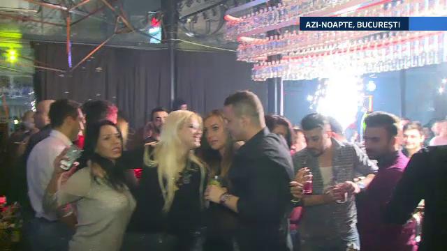 Tinerii care si-au serbat ziua de Sfantul Ion au petrecut toata noaptea in cluburi: