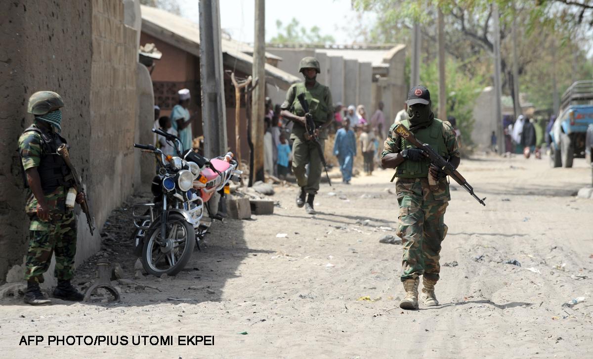 Masacrul UITAT din Nigeria. In timpul atacului de la Charlie Hebdo, islamistii Boko Haram au ucis 2.000 de oameni