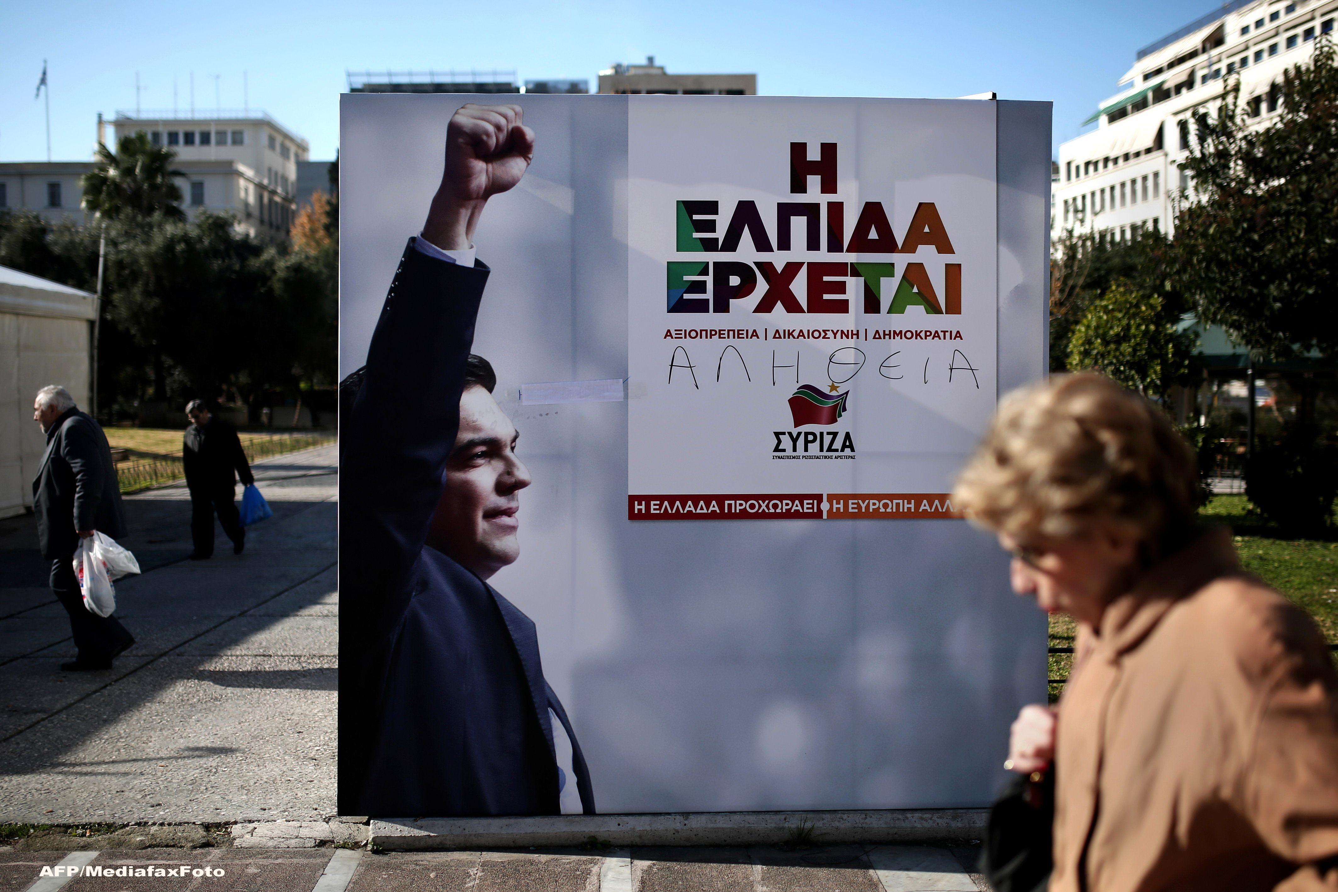 Banca centrala a Greciei a cerut BCE aprobarea unei linii stand-by de finantare de urgenta