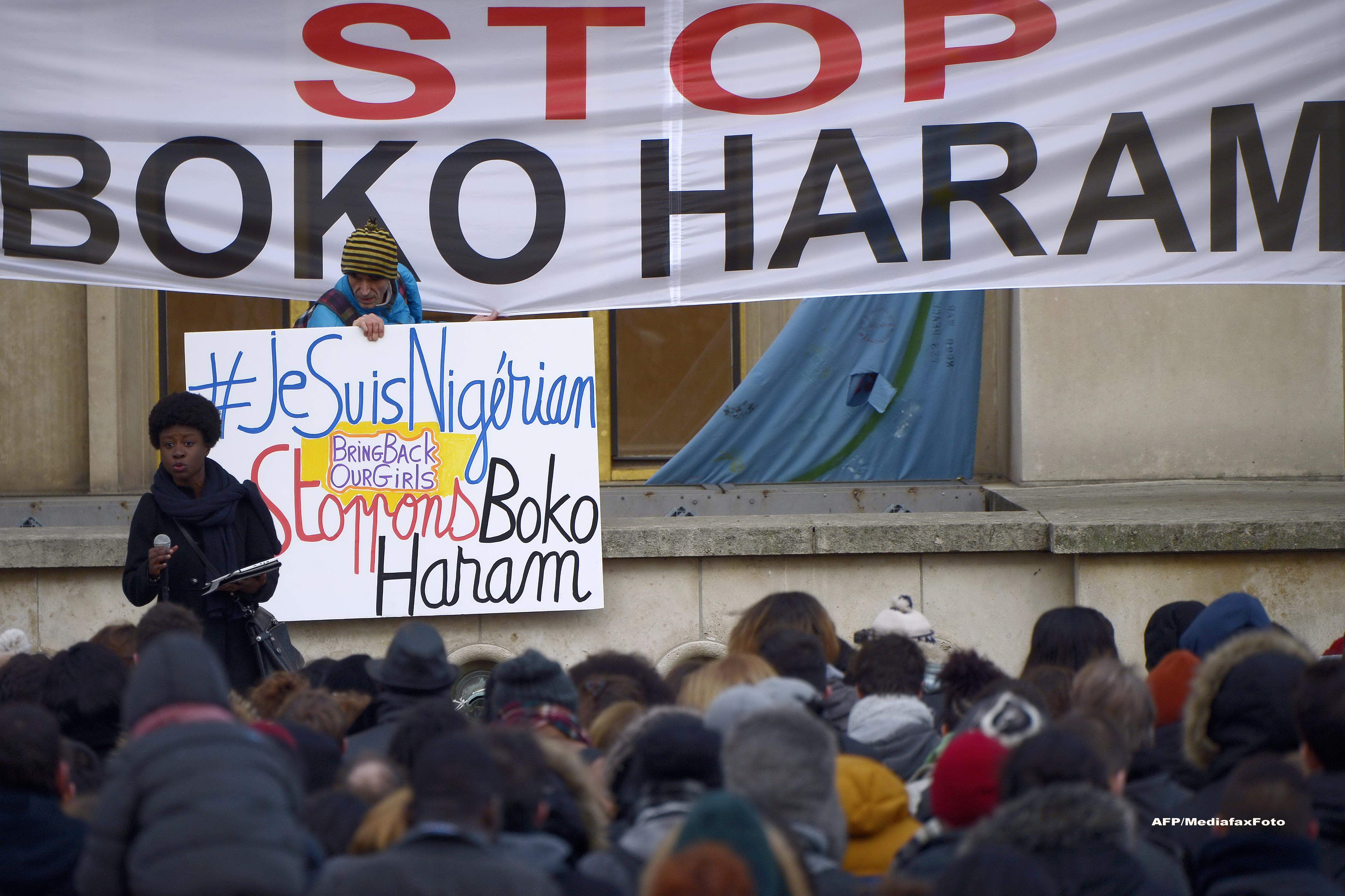 In Africa, teroarea se numeste Boko Haram. Gruparea a rapit cel putin 2.000 de femei si fete de la inceputul lui 2014