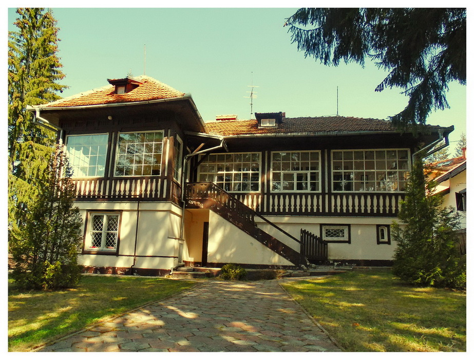 Vila lui Nicolae Ceausescu de la Predeal, scoasa la licitatie. Domeniul, in apropiere de fosta casa de vacanta a lui Basescu