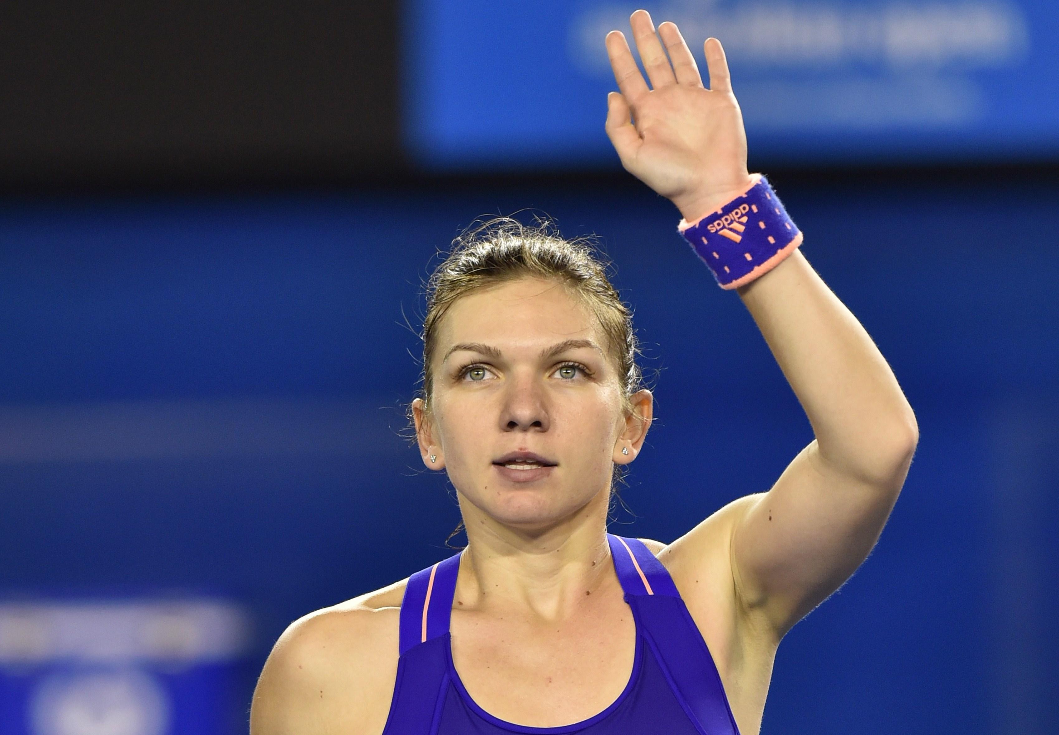 Halep a castigat primul meci, Irina Begu a fost invinsa in Fed Cup. Mesajul Simonei pentru Iohannis