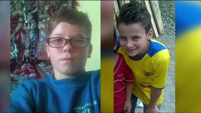 Alerta la Sighisoara dupa ce doi elevi de 13 ani au disparut de doua zile. Parintii ii cauta cu lacrimi in ochi prin oras