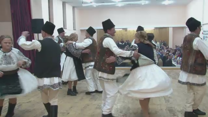 Unirea Principatelor a fost sarbatorita din Moldova si pana in Ardeal. Cum s-au distrat cei din Bistrita