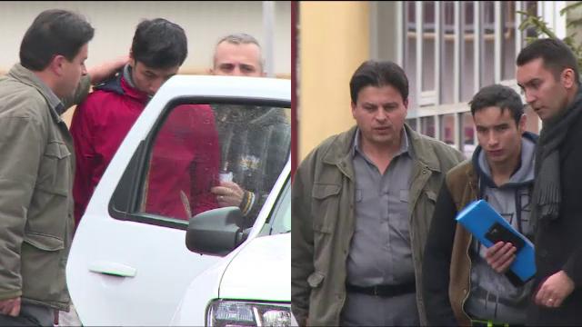 Doi barbati din Afganistan au cerut azil in Romania. Au stat ascunsi trei zile, printre castraveti, intr-un camion