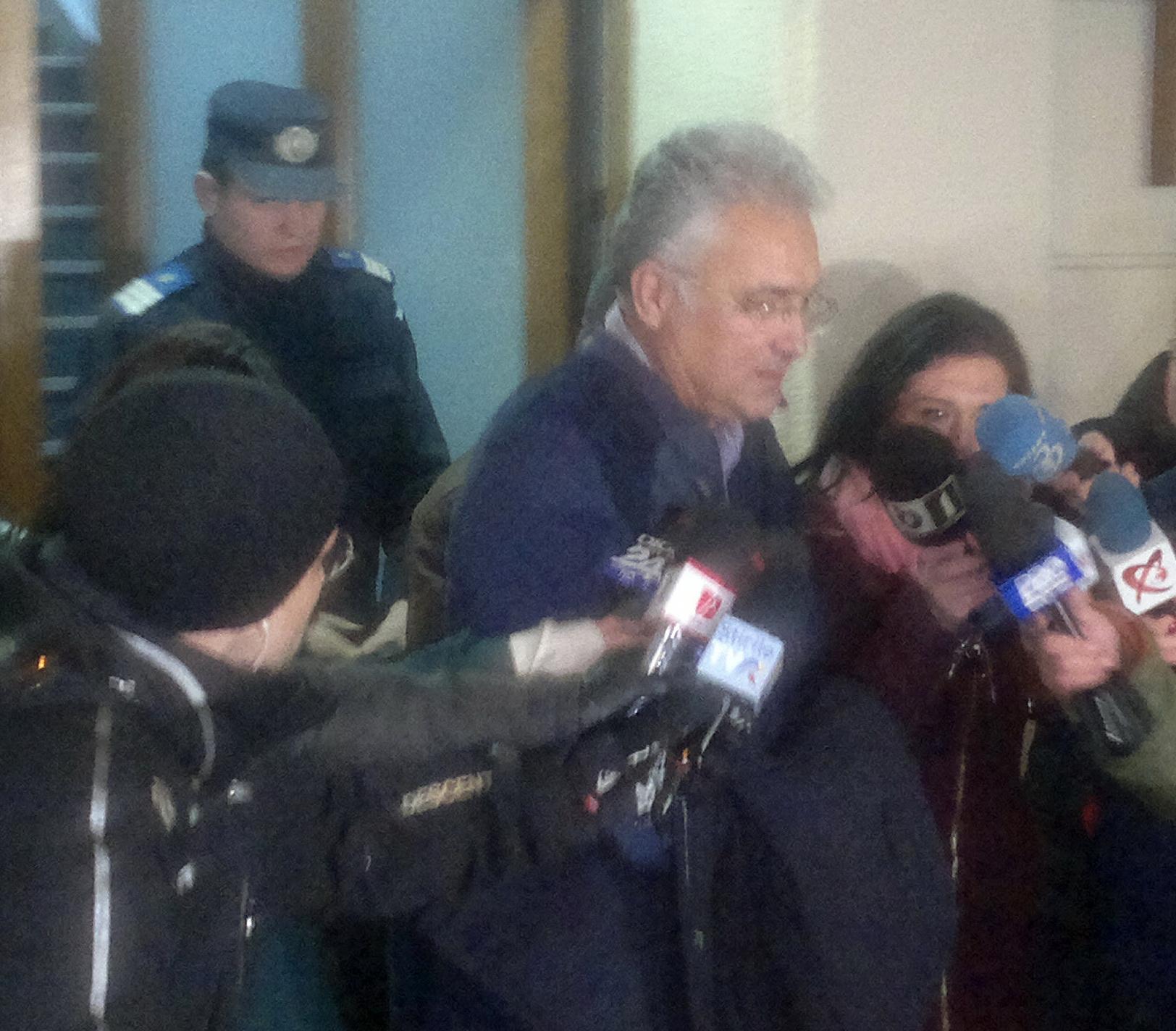 Ordonanta de retinere a lui Adriean Videanu a EXPIRAT. Judecatorii decid in aceasta noapte daca il aresteaza preventiv
