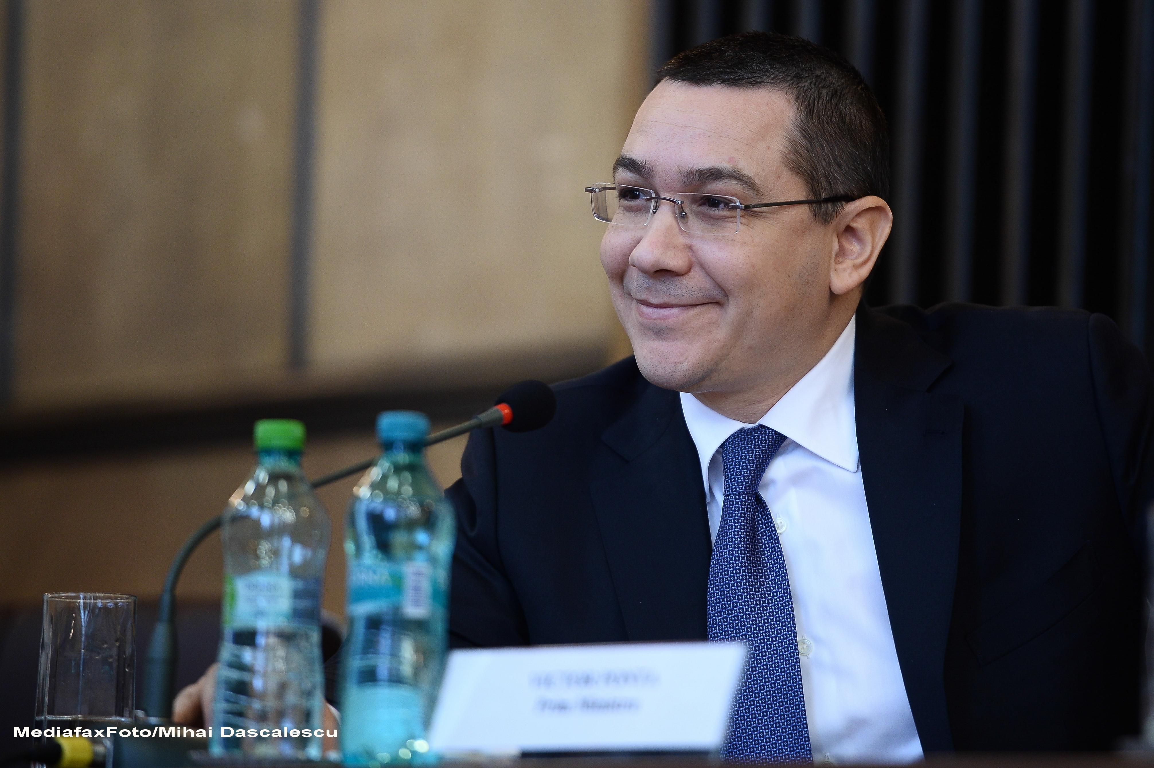 Cum va vota PSD-ul in cazul lui Eduard Hellvig, propus pentru sefia SRI de catre Iohannis. Ponta: