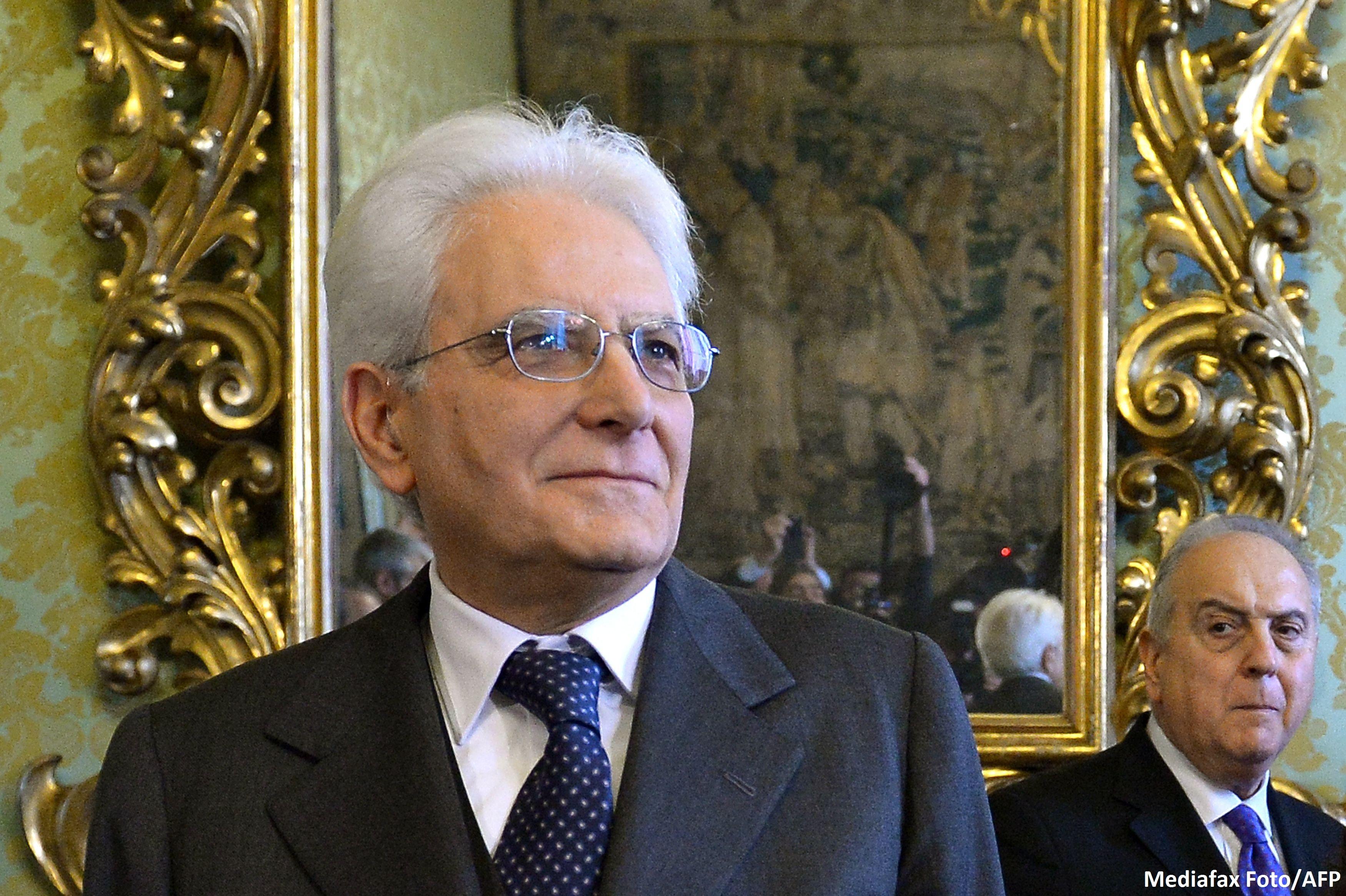 Presedintele Italiei, despre asasinarea fratelui sau de catre Mafie: