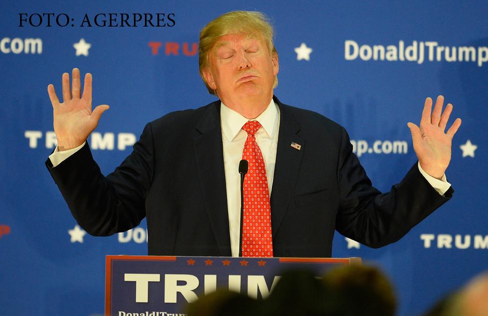 Donald Trump, invins de Ted Cruz in cadrul alegerilor primare republicane din Iowa. Reactie neasteptata a miliardarului