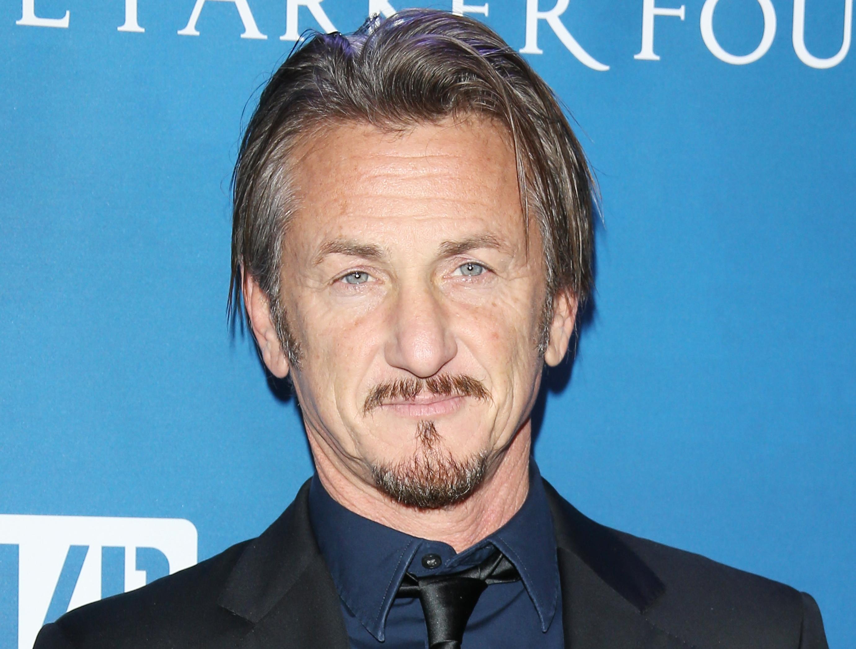 Sean Penn, audiat dupa capturarea lui