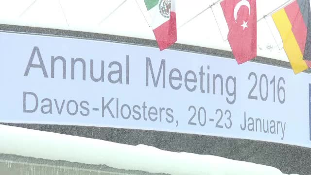 Tensiune si neliniste la Davos. Lunga lista de probleme cu care se lupta liderii lumii