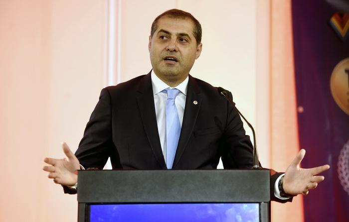 Florin Jianu, propus la Ministerul pentru mediul de afaceri, a detinut un portofoliu similar in Guvernul Ponta III