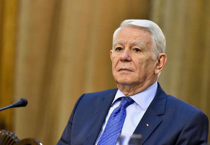 Teodor Melescanu, fost sef SIE si ministru al Apararii, apoi la Externe 8 zile, propunerea pentru Ministerul de Externe