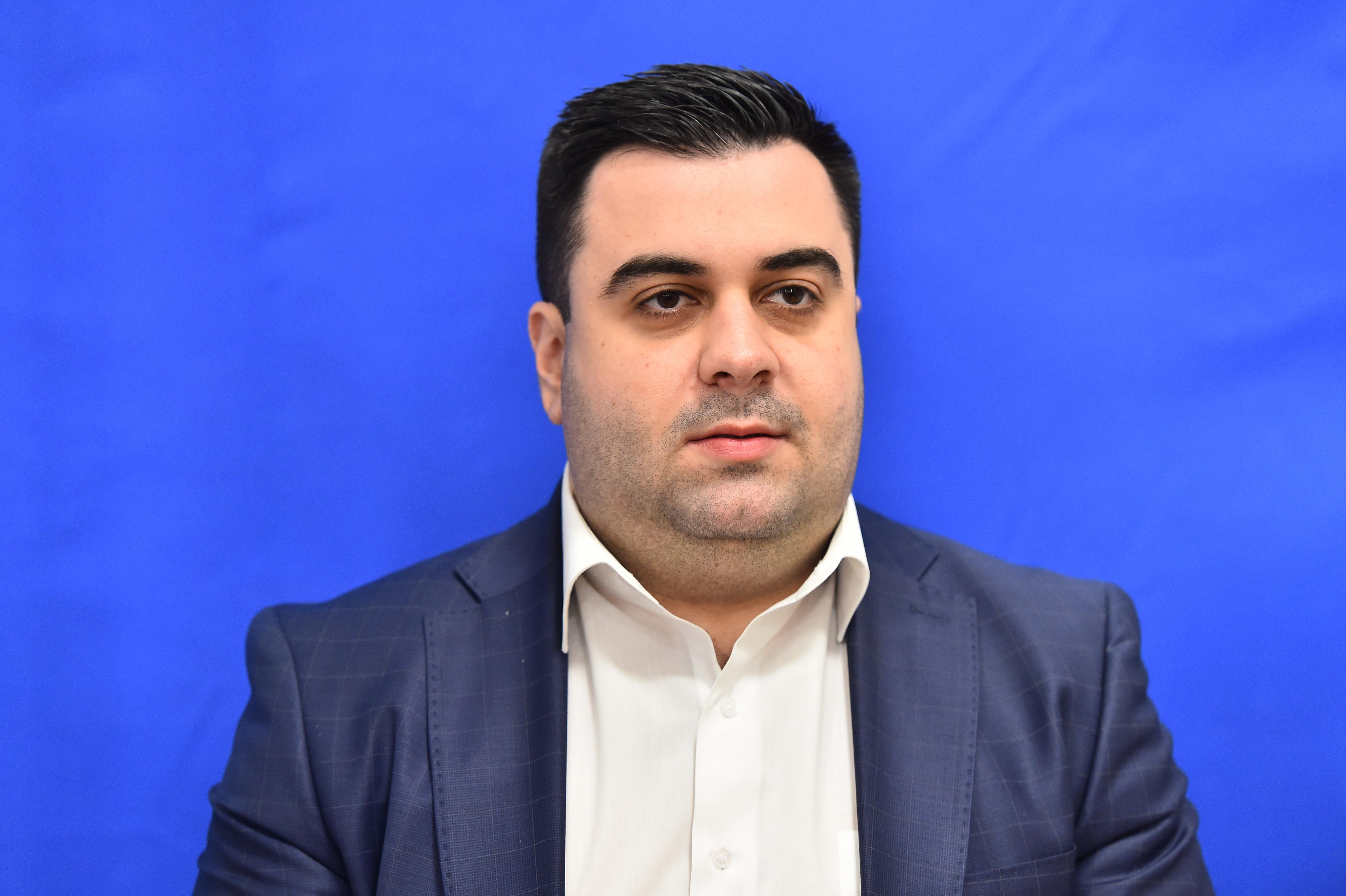 Alexandru-Razvan Cuc a fost propus ministru al Transporturilor in Guvernul Grindeanu