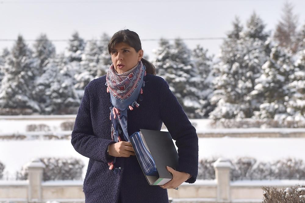 Laura Codruta Kovesi, despre acuzatiile lui Sebastian Ghita: