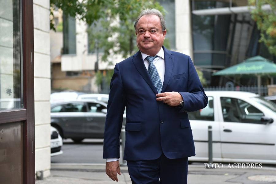 Numele lui Vasile Blaga, în dosarul fostei șefe din Fisc acuzată de luare de mită