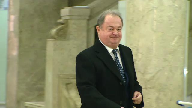 Vasile Blaga nu va mai fi judecat de Instanta Suprema, ci de Tribunalul Bucuresti. Cum a scapat fostul lider PDL