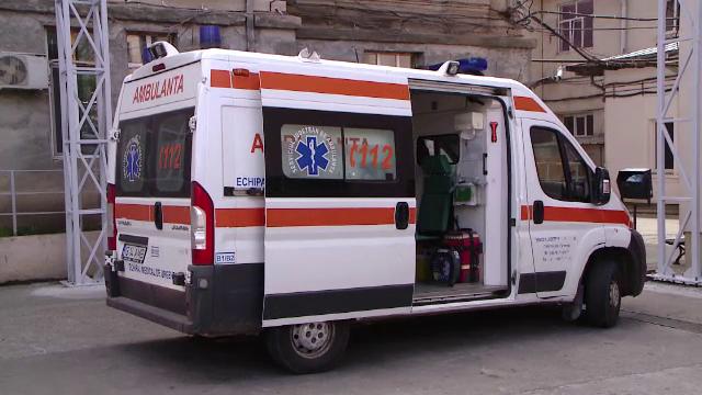37 de persoane au ajuns la spital cu toxiinfectie alimentara dupa ce au participat la o nunta in Alba